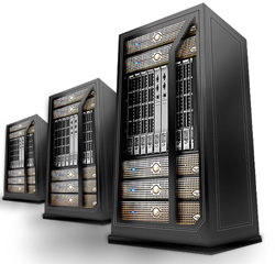 server rack تفاوت  vps با هاست اشتراکی در چیست؟